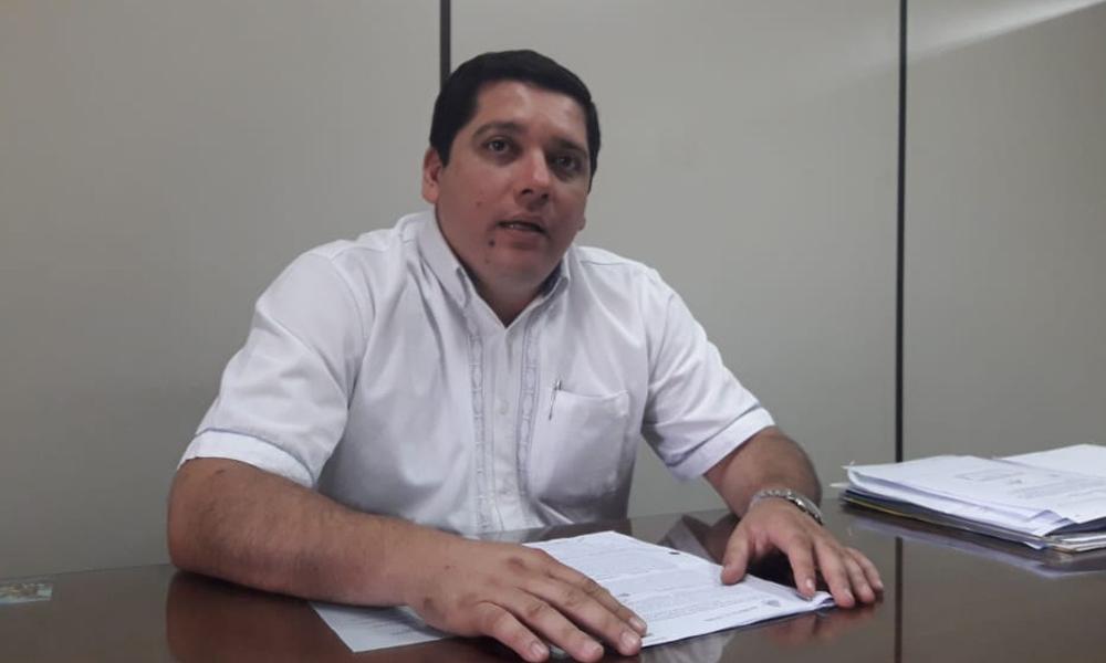 «El intendente dio su respaldo para la construcción en la plaza»
