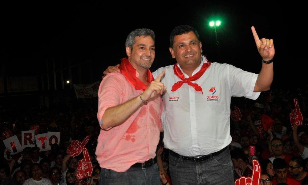 Marito: «En el Caaguazú quiero que me reciba un gobernador con ideales como los míos»
