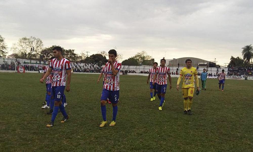 El próximo compromiso será en el Estadio Defensores del Chaco. //FútbolOvetense.