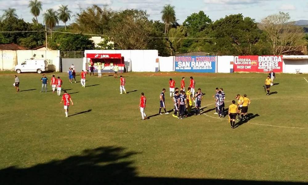 Ovetense FC cae de visitante ante el Sportivo Iteño