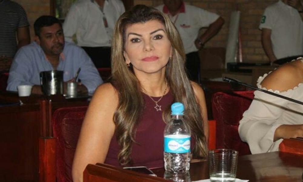 Concejales eligen a Perla Rodríguez como intendenta interina de CDE