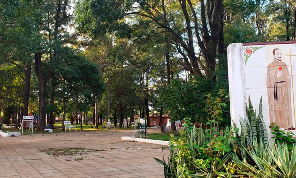 Mejoras en la Plaza San Roque a cambio de instalación de antenas