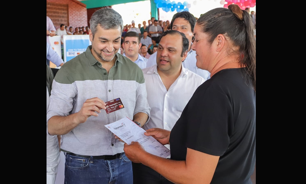 Caaguazú: Suman 1.210 participantes al Programa Tekoporâ
