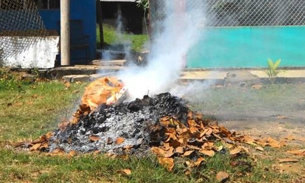 Exigen cumplimiento de ordenanza que regula quema de basura en Coronel Oviedo