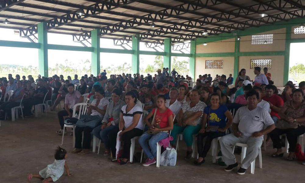 Unas 151 familias han regularizado su situación de tenencia de posesión de inmuebles sociales a través de los contratos sociales. //OviedoPress