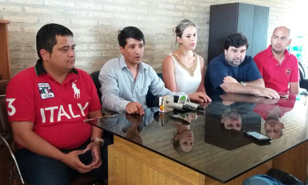 Miembros de la coordinadora distrital del Proyecto Adran Salas 2017. //OviedoPress