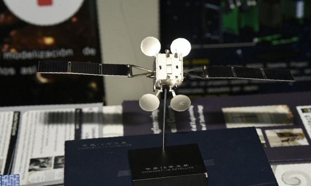 Inaugurarán satélite construido por paraguayos