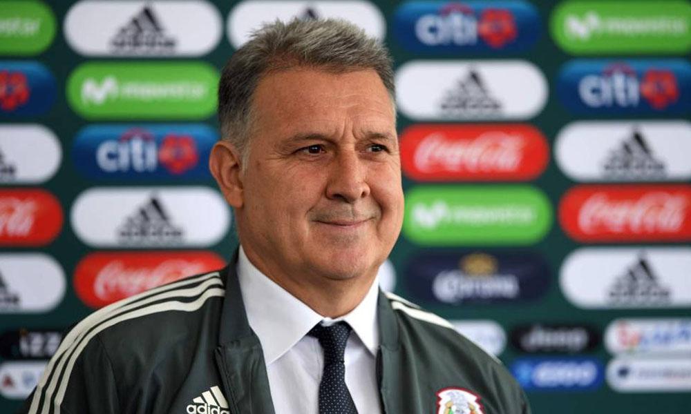 Gerardo Martino nuevo seleccionador de México
