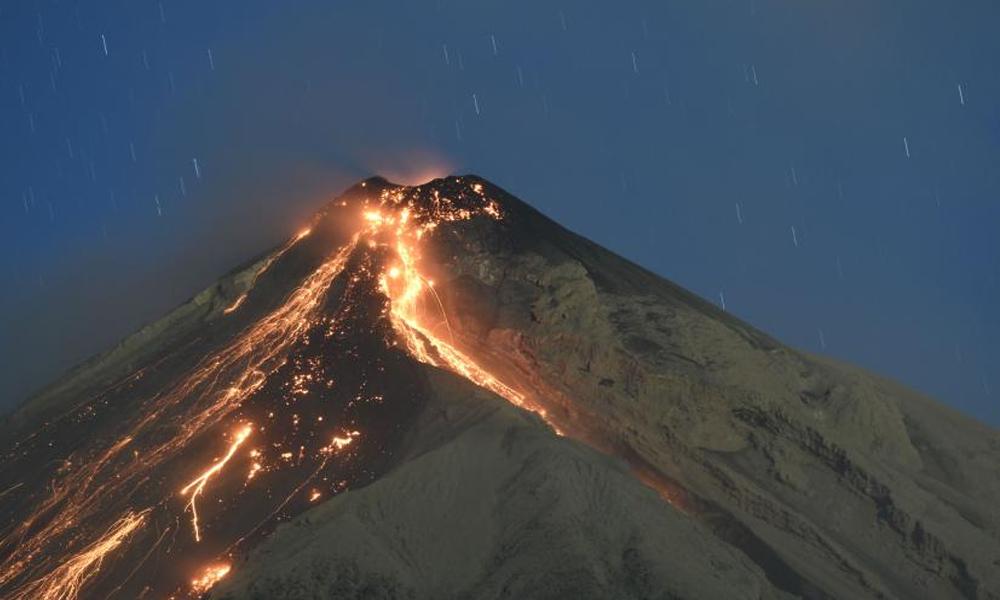 Erupción volcán Fuego en Guatemala suma 192 muertes y desaparecidos