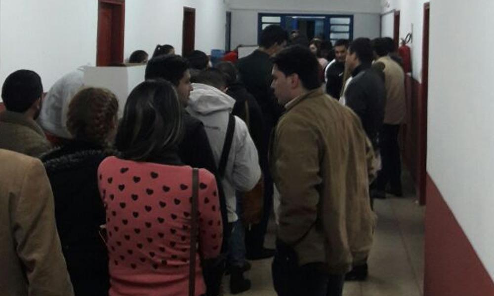 UNCA: Denuncian injerencia política en elección de Centro de Estudiantes