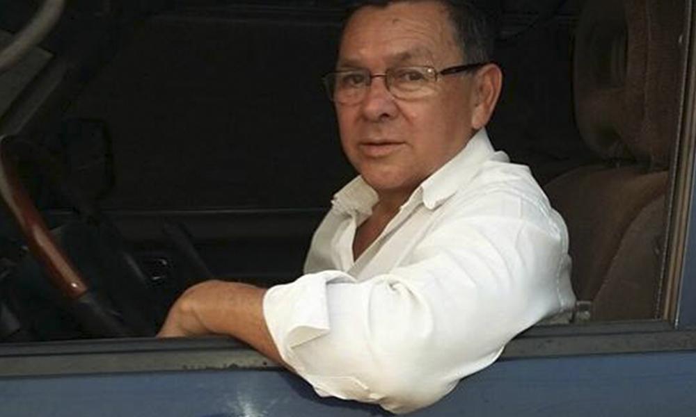 Willian Vera de nuevo es el director municipal de tránsito