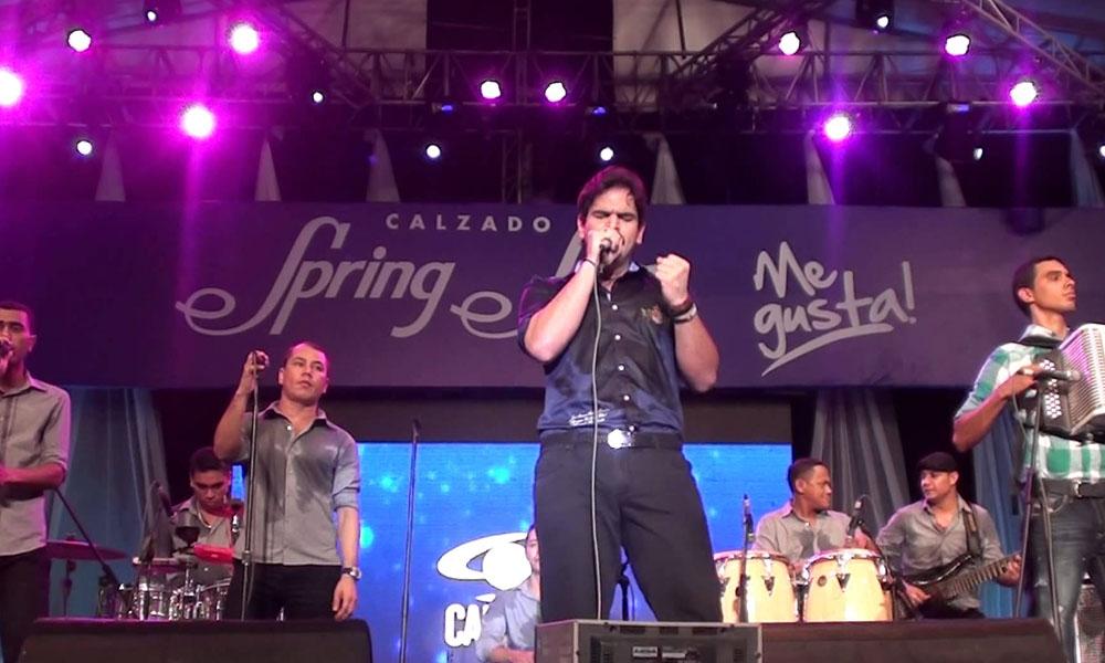 Alejandro Palacios estará presente en la XVIII edición del Festival de Ajos 2016. //youtube.com
