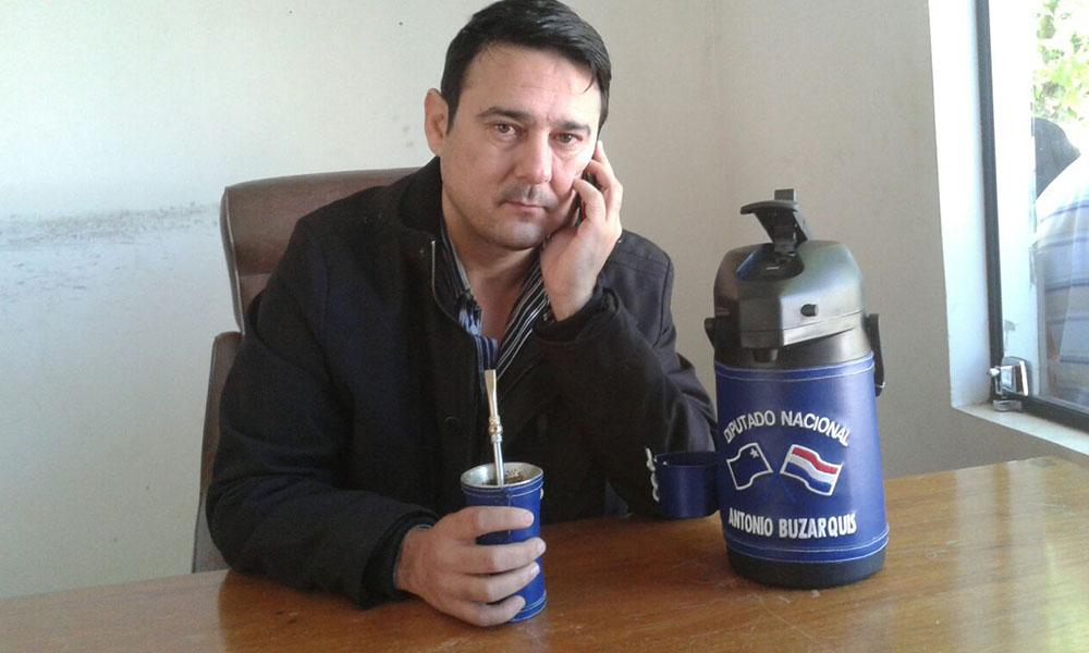 Diputado Nacional Antonio Buzarquis. //OviedoPress