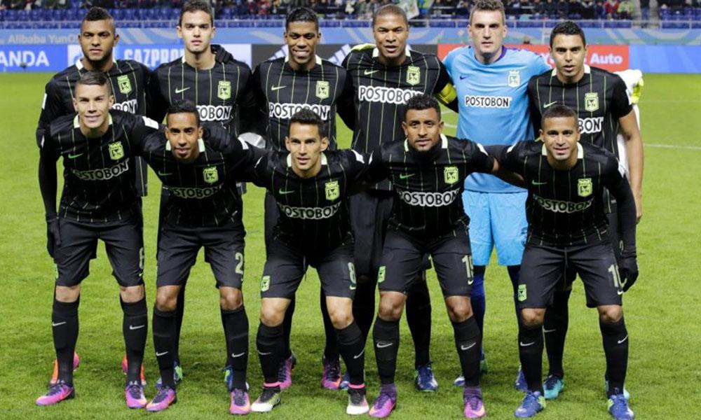 Atlético Nacional se quedó fuera de la final de Mundial de Clubes.