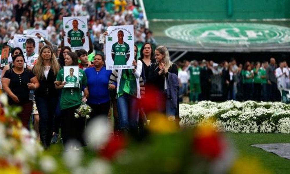 Chapecó contará con un memorial para víctimas de accidente. //Ntn24.com.