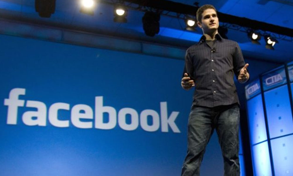 Dustin Moskovitz cofundador de Facebook. //breitbart.com
