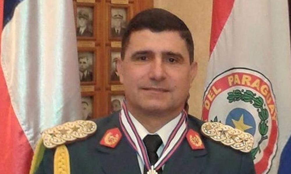 Nuevo Comandante de la FTC. Centro Informativo.