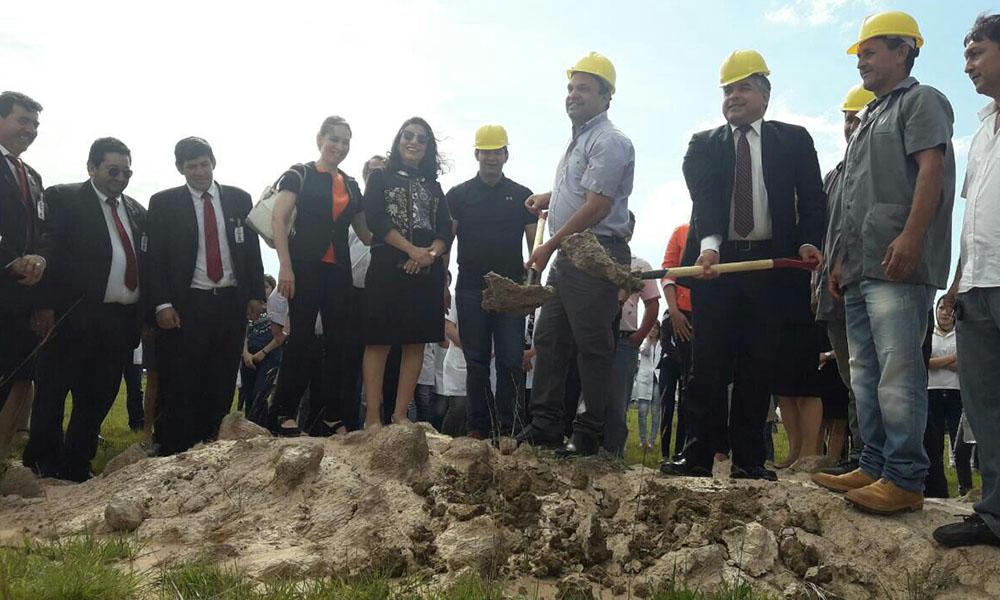 Inician construcción de laboratorio para la UNCA
