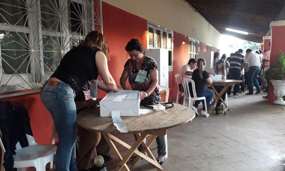 Caaguazú: 1.622 mesas habilitadas para recibir a 324.113 votantes