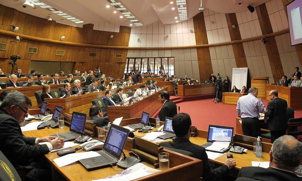 Cámara de Diputados. //adndigital.com.py