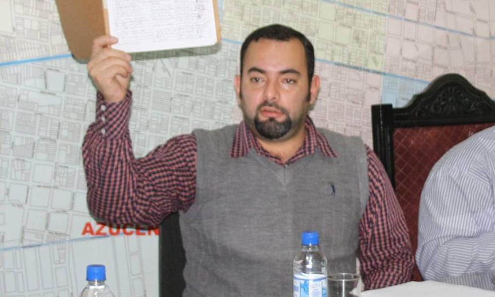 Eladio propone suspender vigencia del convenio con Torresec