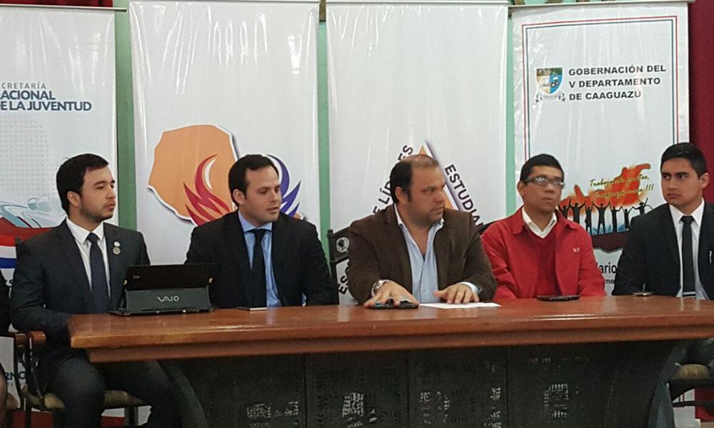 La Escuela de Lideres se desarrollará los días 22, 23, 24 y 25 de setiembre en la casa de retiros de los Hermanos Maristas de la ciudad de Coronel Oviedo. //OviedoPress