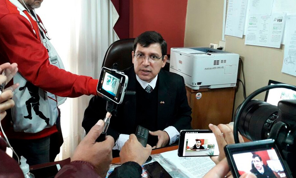 Para SENAD dueño de la carga de cocaína es Víctor Campuzano