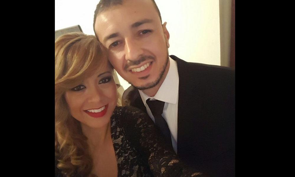 Noelia López y Ángel Espínola, planilleros. //Facebook