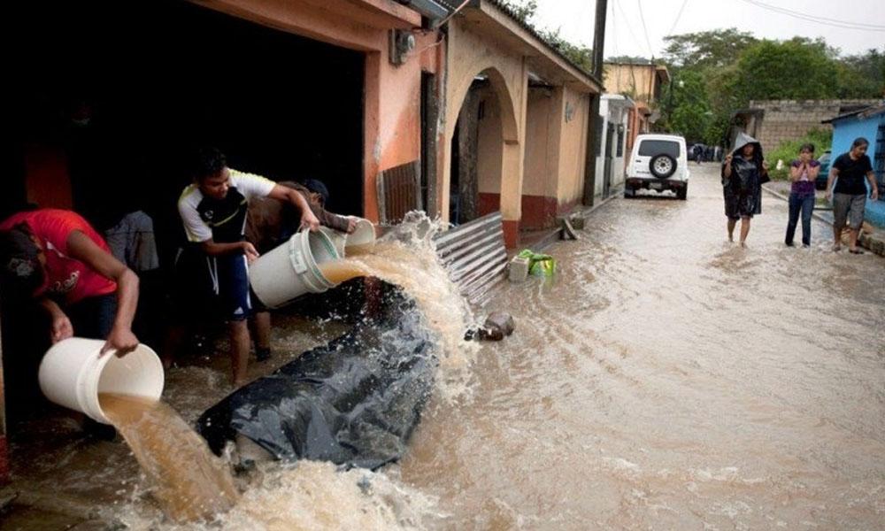 Guatemala: Al menos 10 muertos en un deslizamiento provocado por lluvias