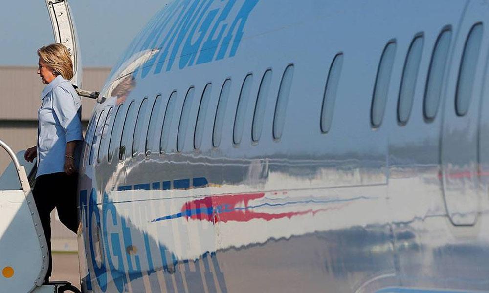 Hillary Clinton rechaza la invitación de Peña Nieto a México. //internacional.elpais.com