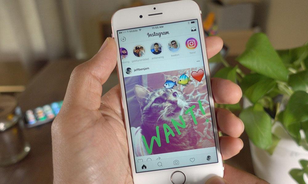 Instagram con nuevas funciones en Stories: texto a color, silenciar y autoguardado