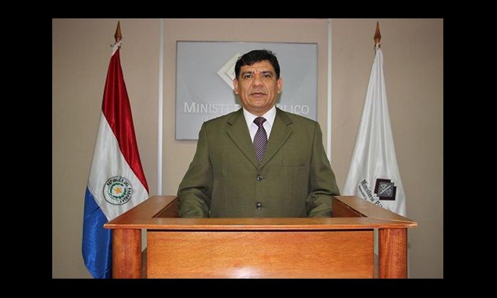 Suspenden a fiscal adjunto de Coronel Oviedo
