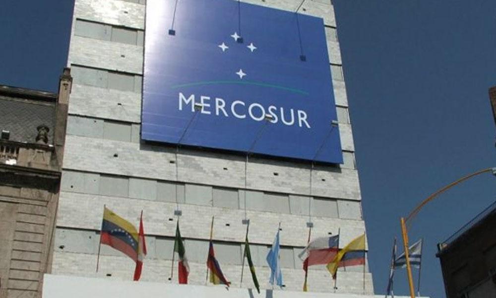 Sede del Mercosur. //diariolasamericas.com