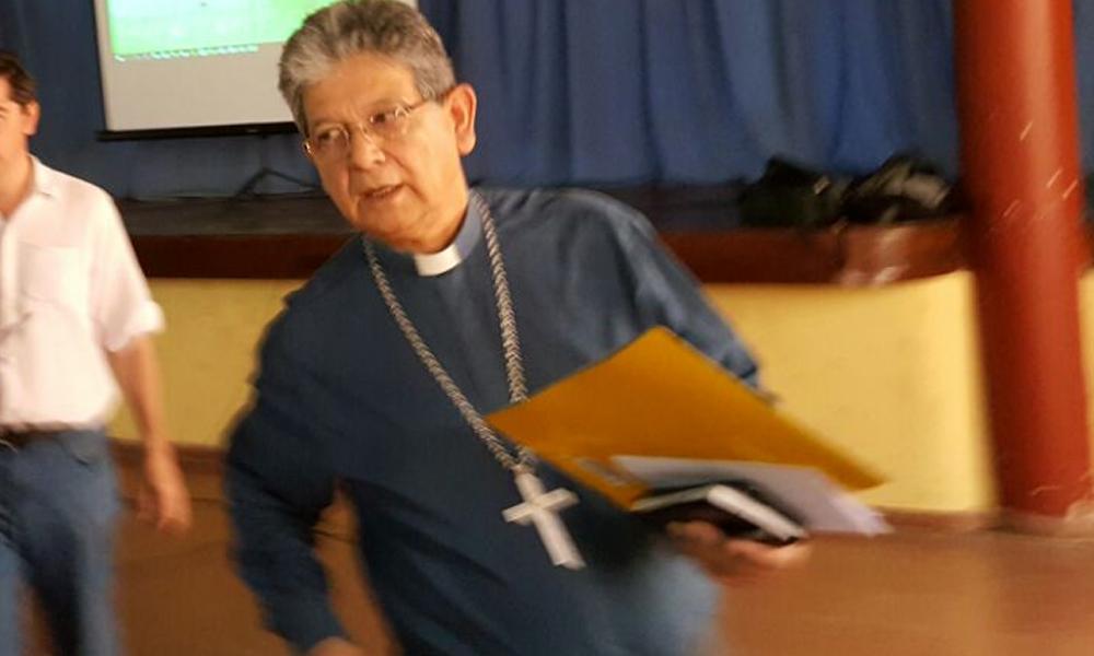 Monseñor Juan Bautista Gavilán. // Archivo - OviedoPress