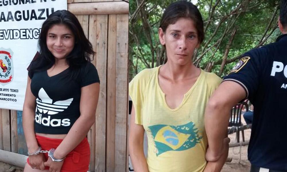 Detienen a micro traficantes en asentamiento de Coronel Oviedo