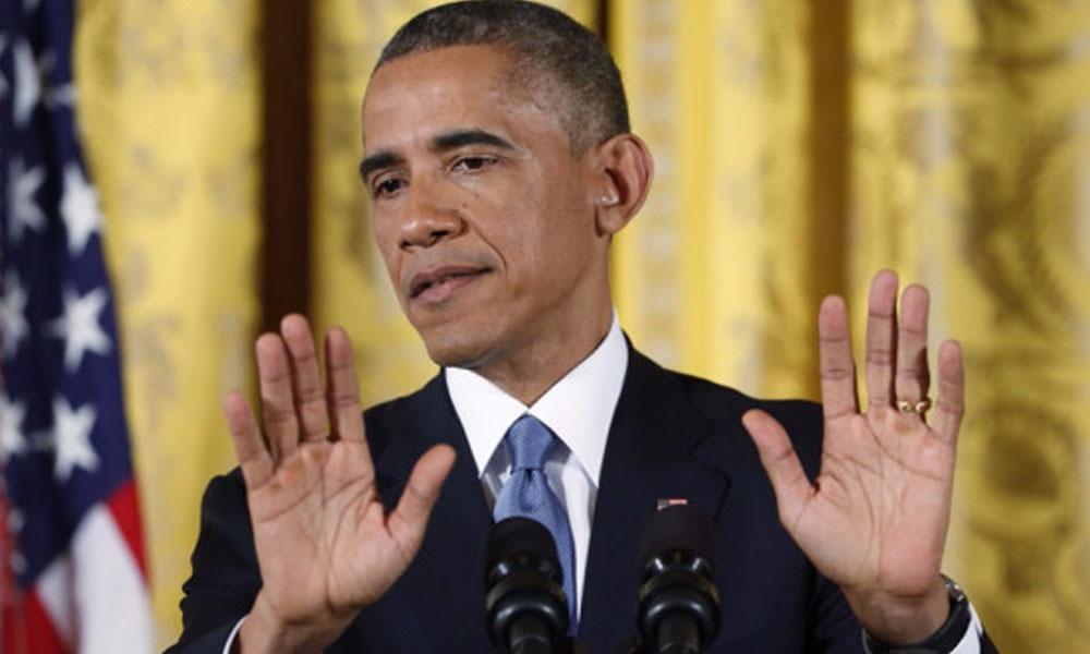 Barack Obama, presidente de los Estados Unidos. //rpp.pe