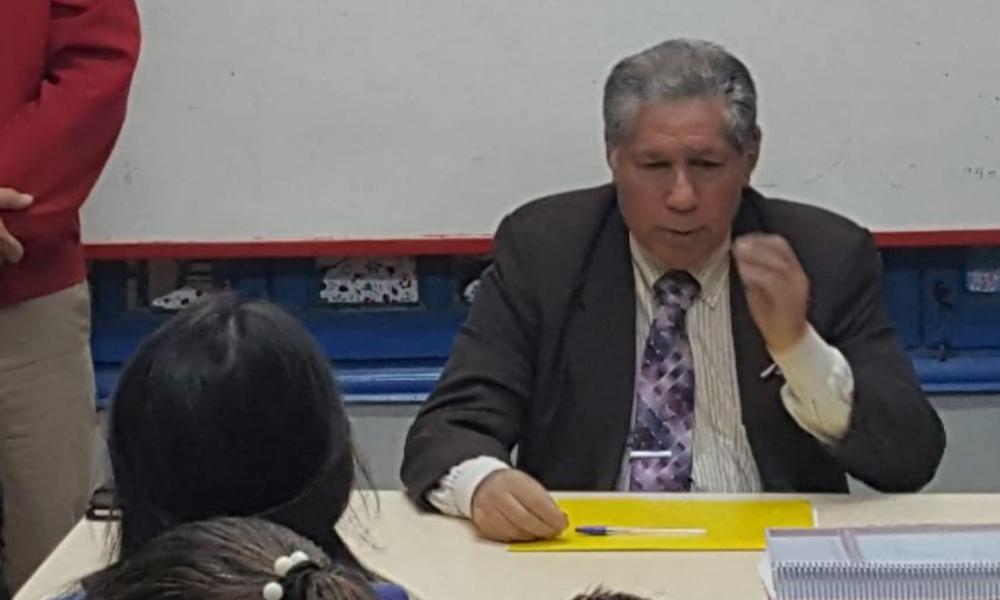 Denuncia: Esquema de tráfico de influencias en Derecho UNCA