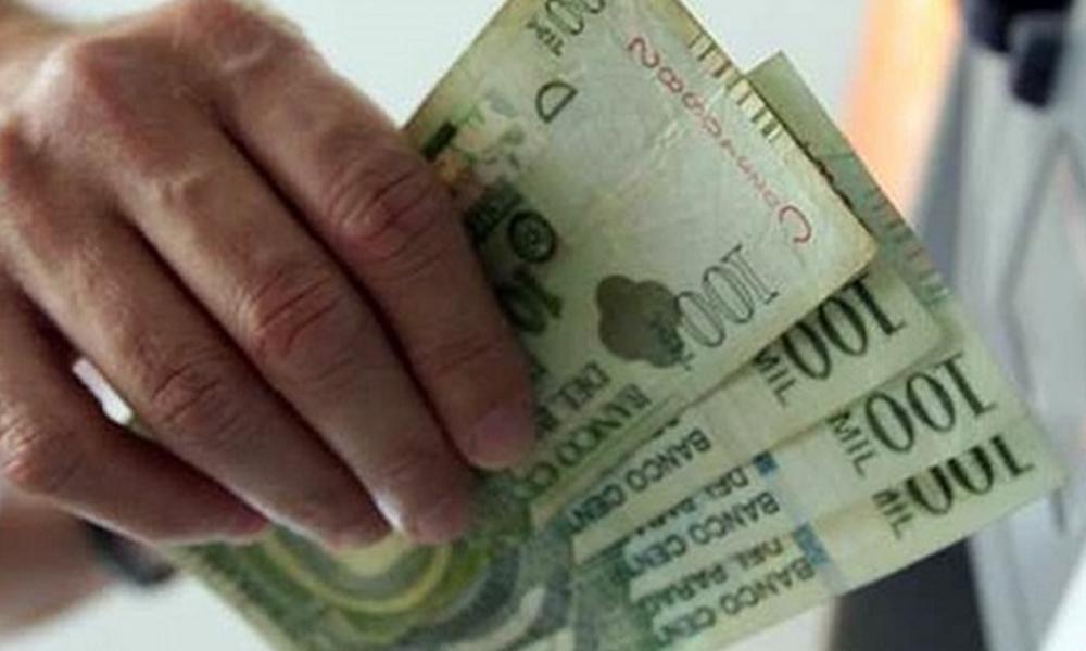 El uniformado había retirado una suma importante de dinero. Foto: Ilustración/archivo/IP.