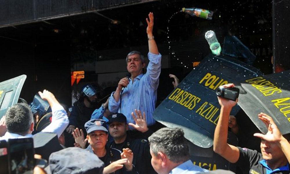 El ministro Enrique Riera. Foto://Ultimahora.com.py.