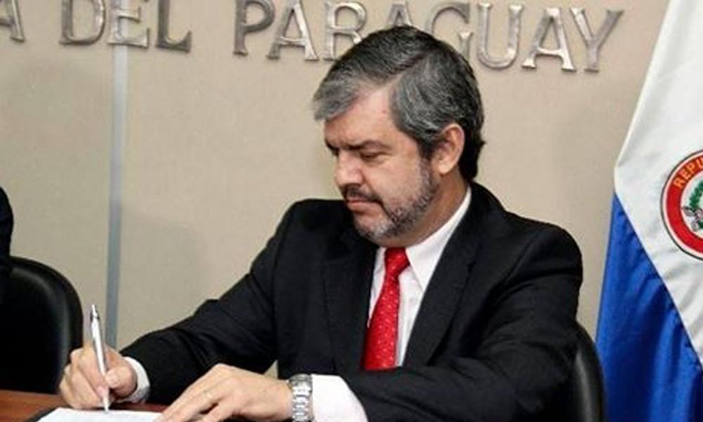 Enrique Riera Escudero, ministro de Educación. //ABC Color
