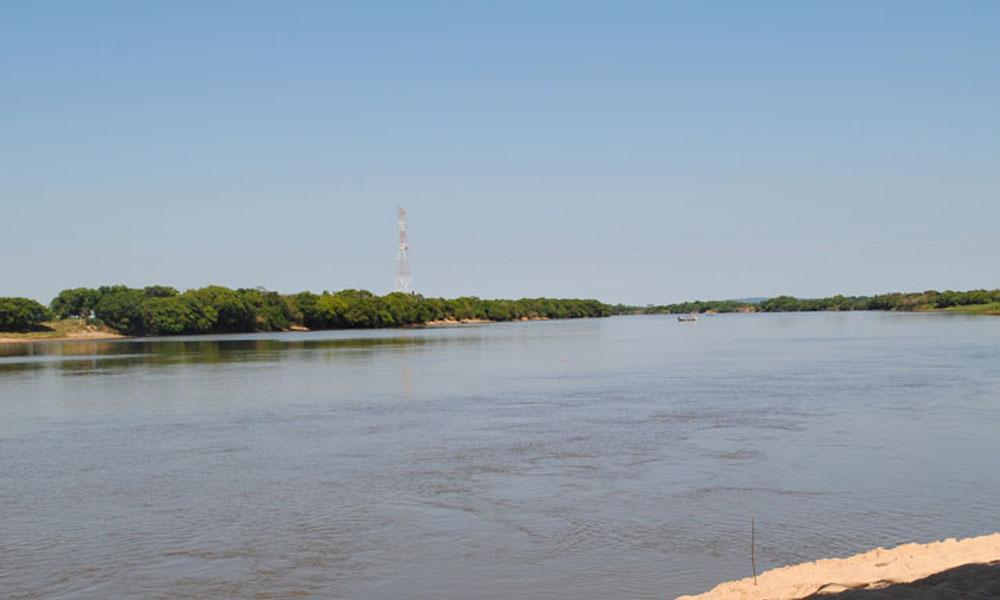 Río Tebicuary. //adndigital.com.py