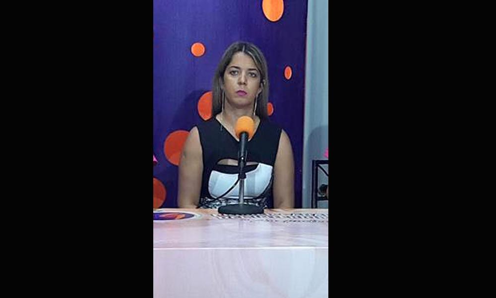 Sandra Porto Varela, jueza penal de garantías de Coronel Oviedo. //Facebook