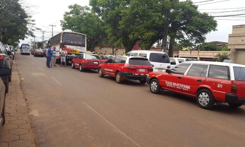 Por desidia Municipal taxistas irán a huelga general