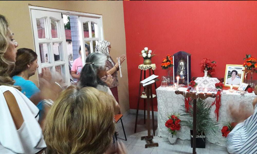 El día 3 de febrero se celebra el Día de San Blas considerado protector de la garganta  y Patrono de la República del Paraguay. Foto://Gentileza